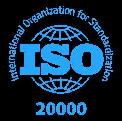Logo of ISO 200000