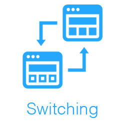 Switching Access Control Systems