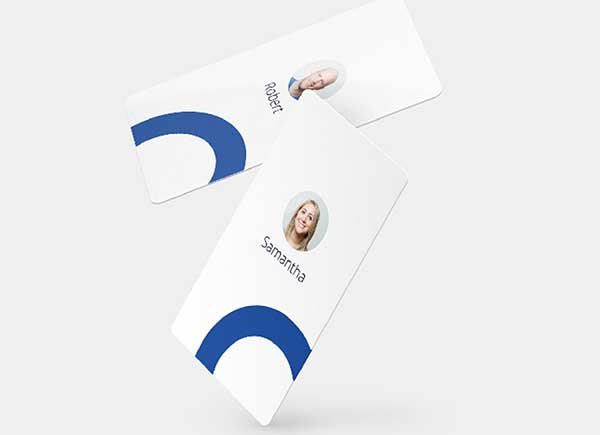 Name Badge Templates