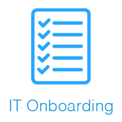 IT Onboarding Checklist