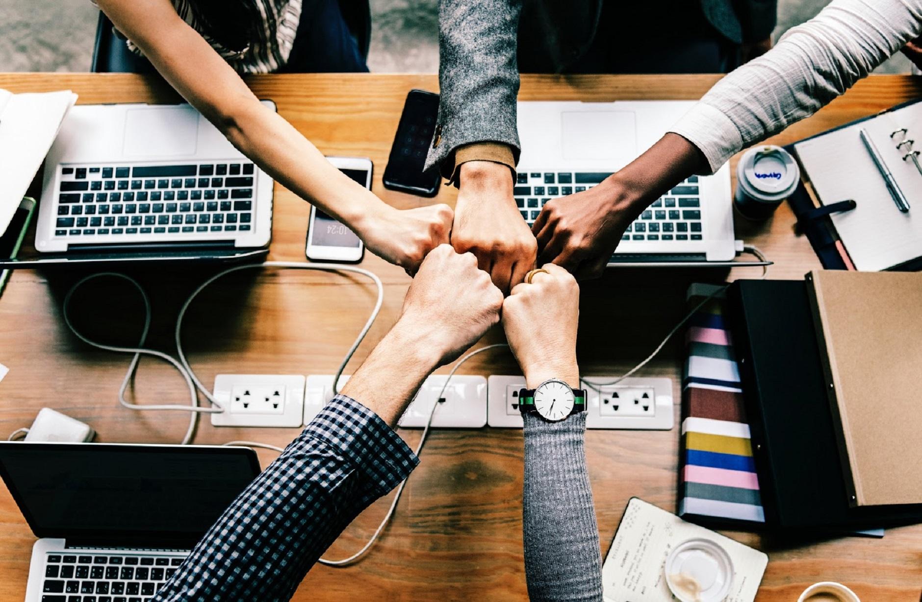 office team collaboration