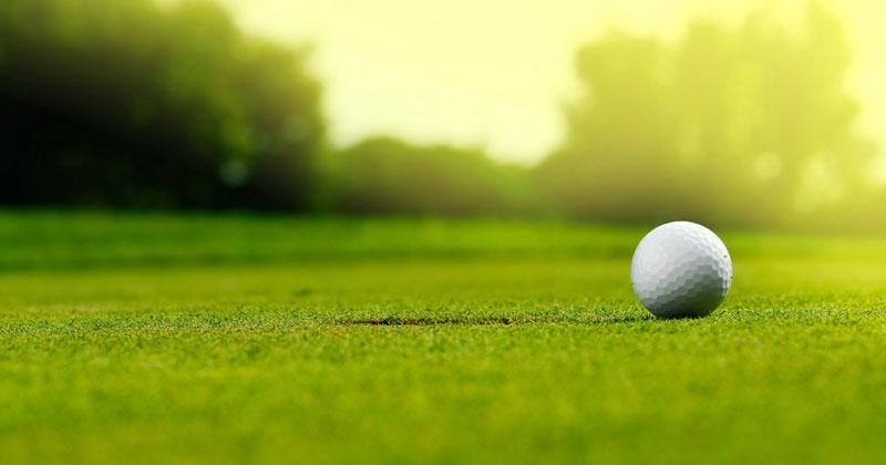 Golf Day at Saint Donat