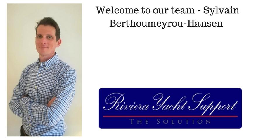 New Client / Purchase Manager joins Riviera Yacht Support