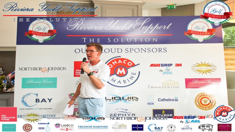 THANK YOU for making the 9th Riviera Yacht Support Golf Bonanza a success!