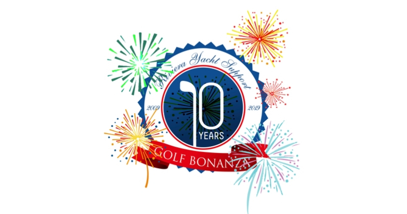 Registrations are now open for the10th Anniversary of the Riviera Yacht Support Golf Bonanza 2019 - Friday 04/10