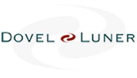 Dovel Luner law firm logo.