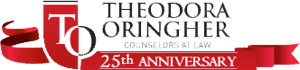 Theodora Oringher law firm logo
