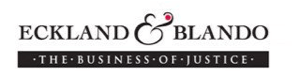 Eckland & Blando law firm logo