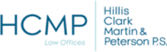 HCMP law firm logo.