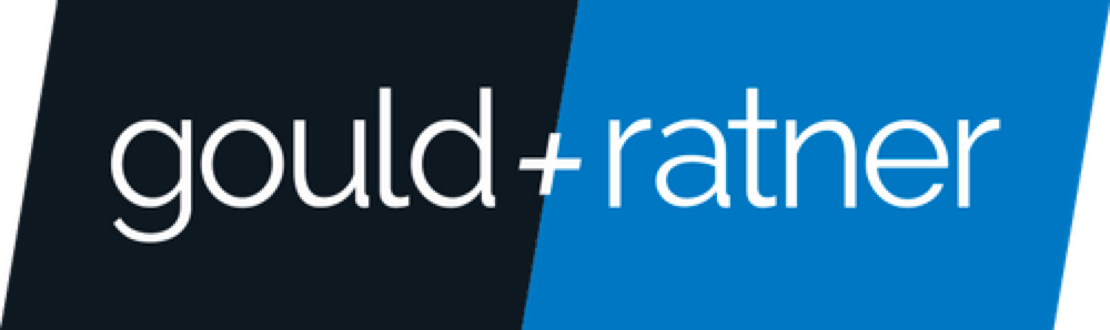 gould + ratner law firm logo.