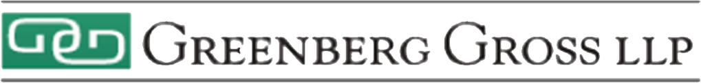 Greenberg Gross LLP logo for Lit Boutiques.
