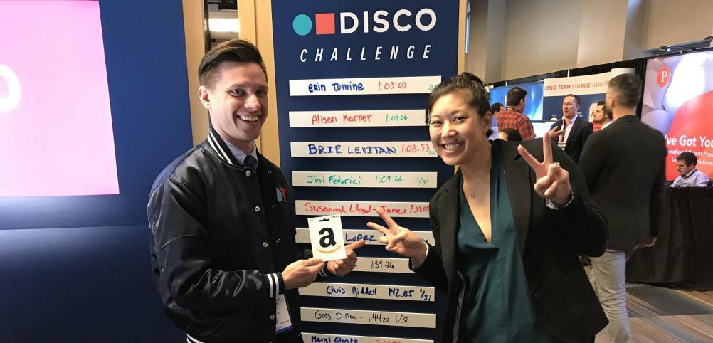 DISCO challenge