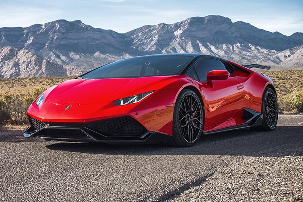Great 2015 Lamborghini Huracán 610 4 (Red) Pictures