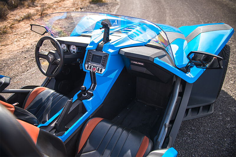 Rent A 2015 Slingshot Sl Manual In Las Vegas Starting At