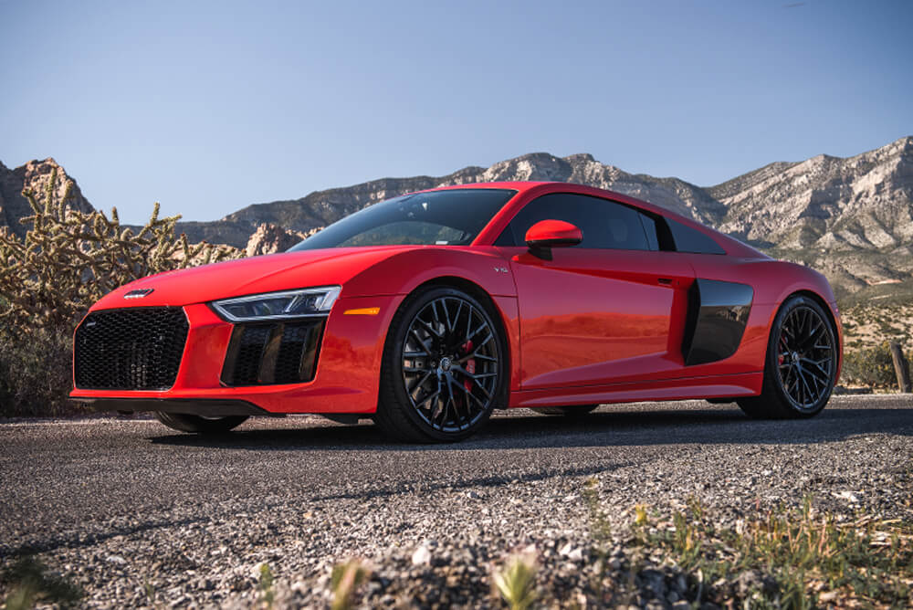 2017 Audi R8 V10 (Red) ...