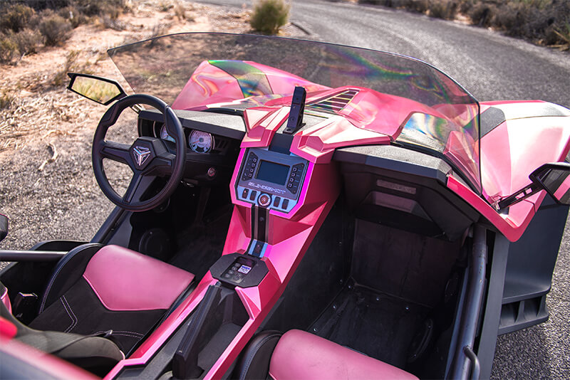 Rent A 2016 Slingshot Auto In Las Vegas Starting At 199