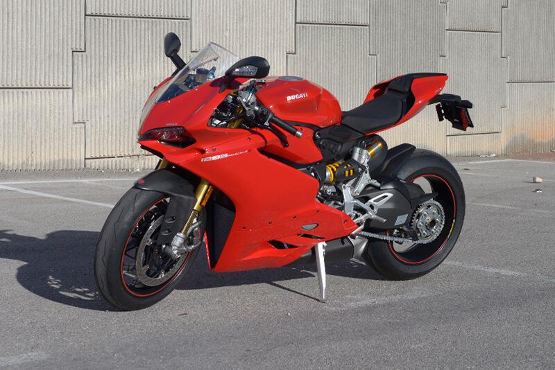 Las Vegas Motorcycle Rentals Ducati