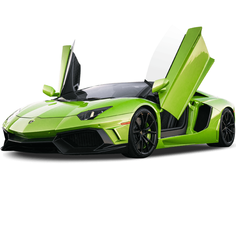2017 Lamborghini Aventador Roadster
