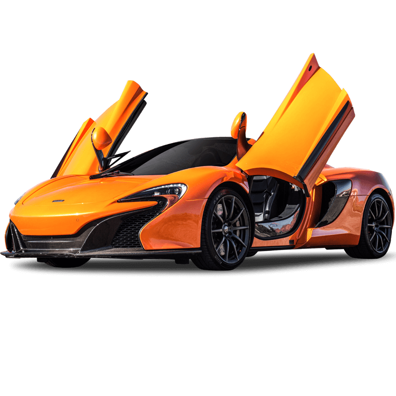 2016 McLaren 650S Spyder