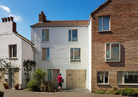 Ash Sakula Tibby's Triangle Southwold Residential