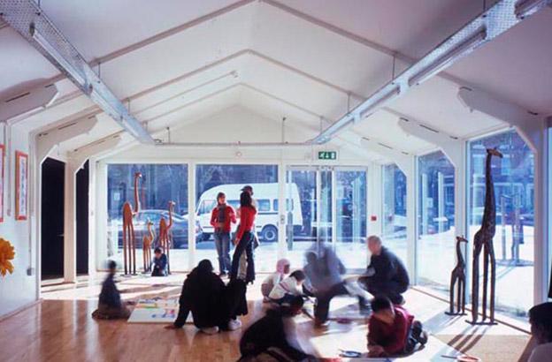 Ash Sakula Theatre Leicester Sparkenhoe