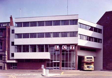 Ash Sakula LCB Depot Leicester