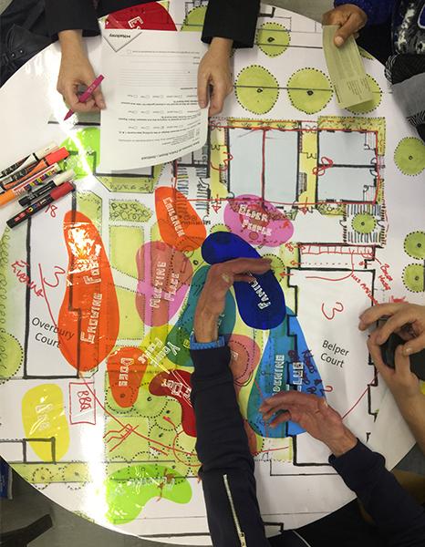 Pedro Street Ash Sakula community engagement and consultation