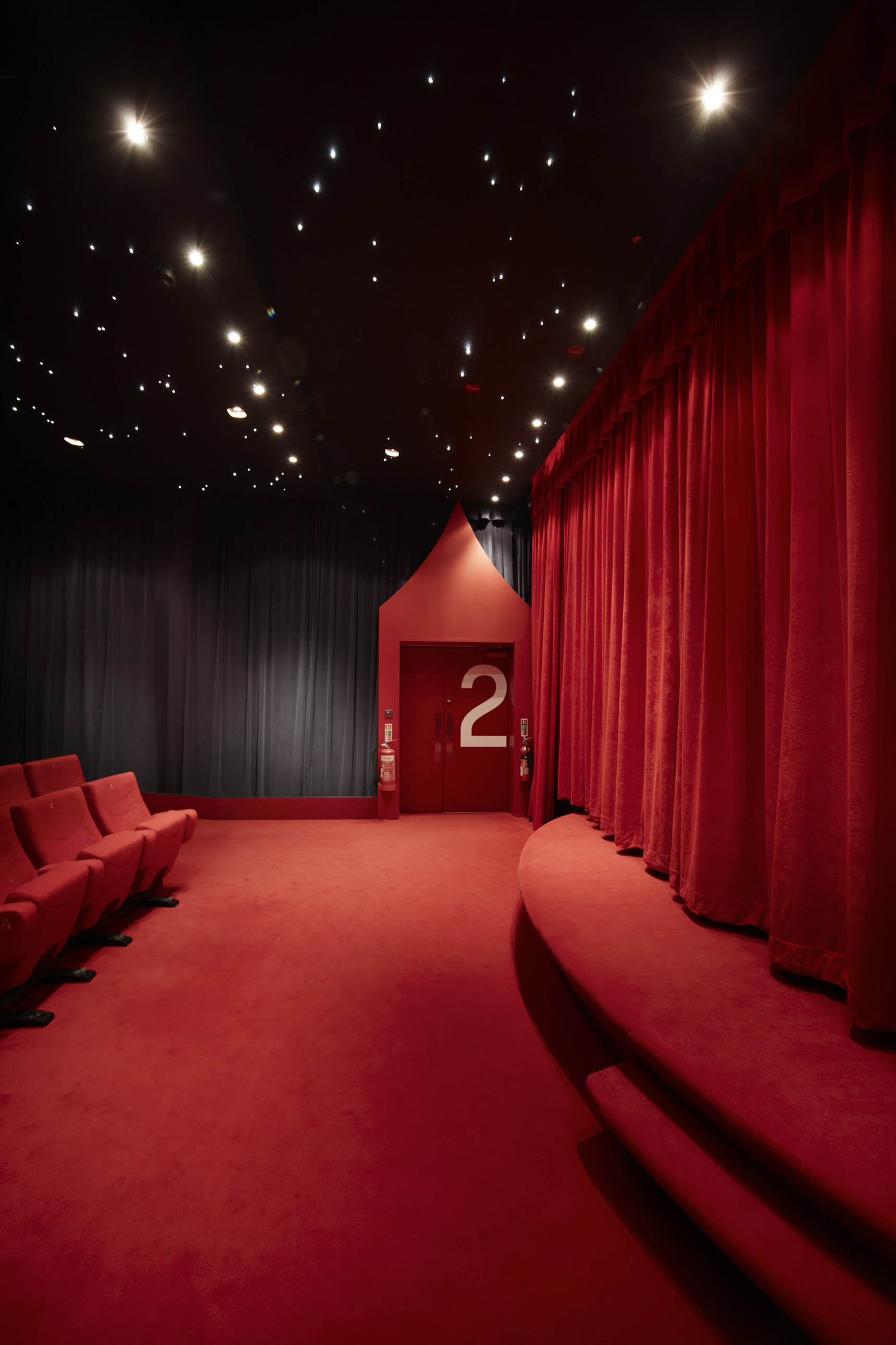 Chapter Arts Cardiff Ash Sakula renovated cinema