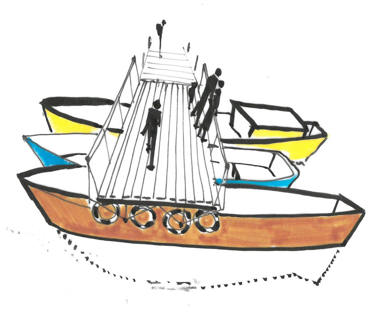 Ash Sakula drawings photos
