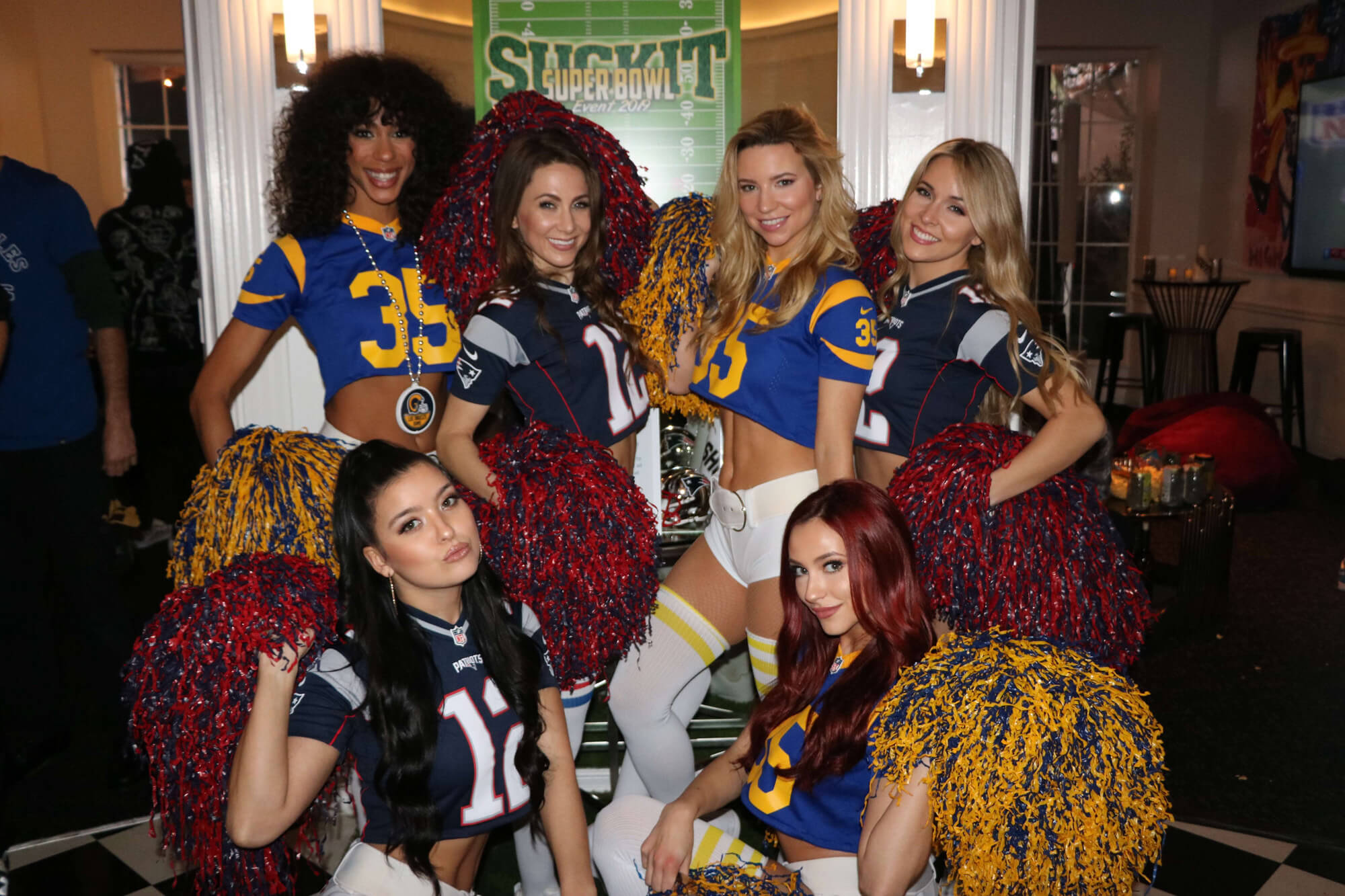 live event performers los angeles cheer leader girls asher entertainment 35