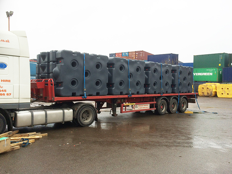 Tuff Tank shipment - 20 units