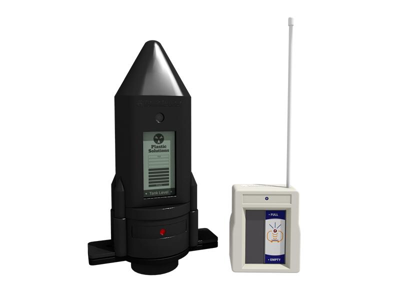 (l-r) Transmitter & Receiver
