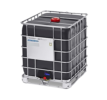 IBC 1000 gallon water tank