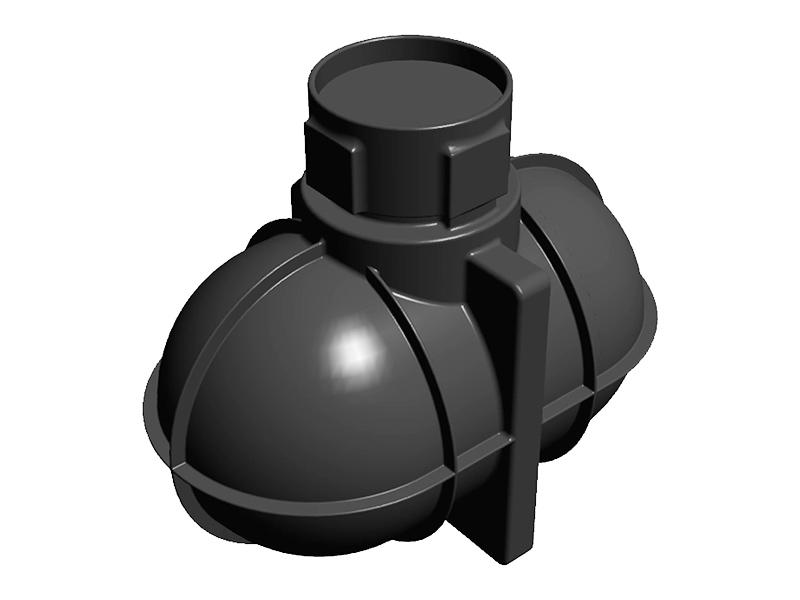 1,800 L / 396 Gallons