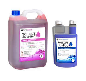 Toiblue Portable Toilet Additives