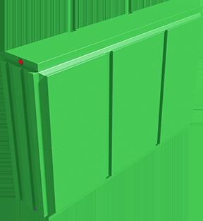 Plastic Waste Tank