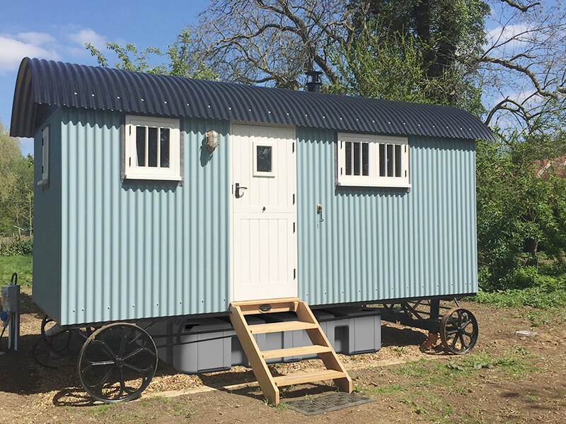 Tuff Tank for the Glamping Industry