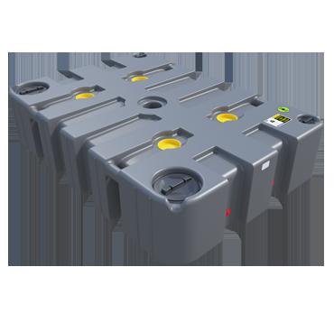 portable sanitation tanks for construction sites