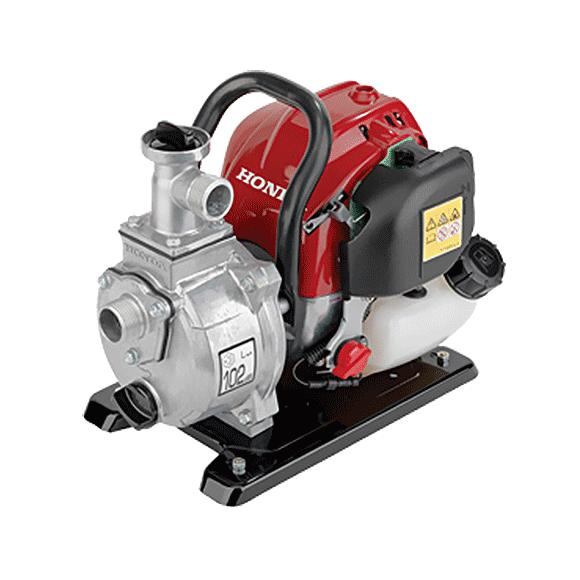 Honda  WX10 petrol powered water pump. Buy online
