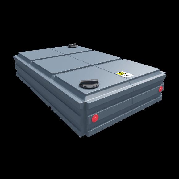 Mini Tuff Tank