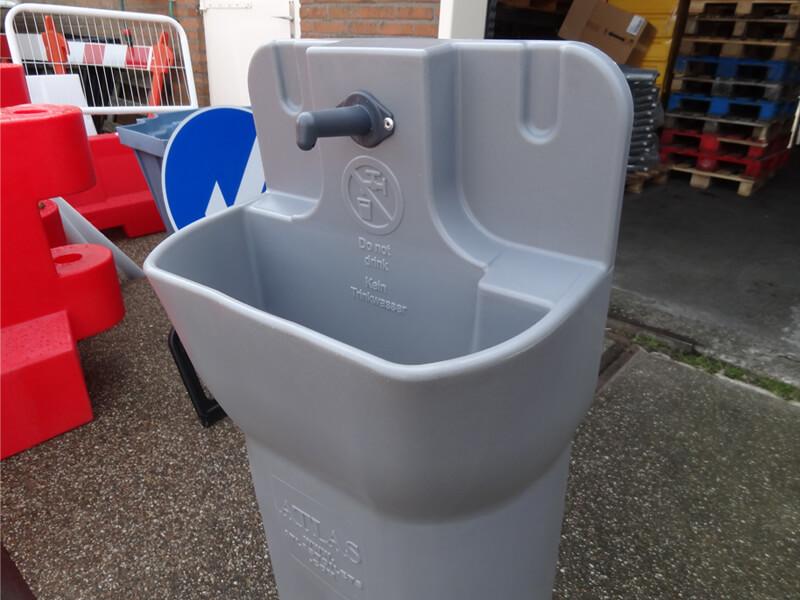 Single User Slimline Sink