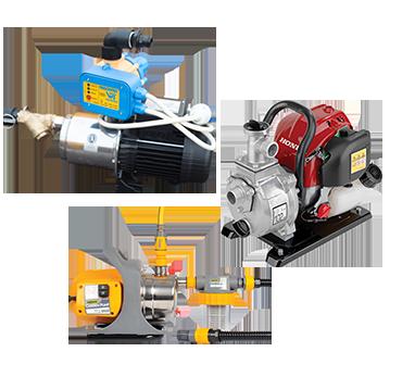Water Pumps & Equipment