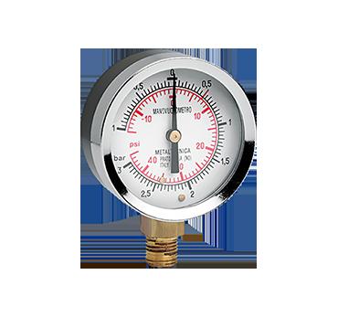 Pressure Gauge (Dry Gauge Manometer)