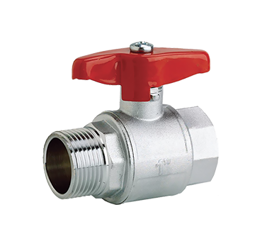 "Ball Valve - 1"" - Male-Female"