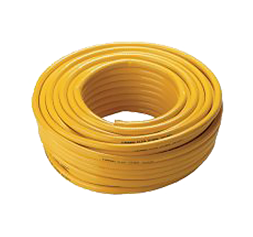 "Water Hose - 1"" - per metre - Yellow"