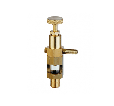 Drip Feed Oil Lubricator with Sight Glass