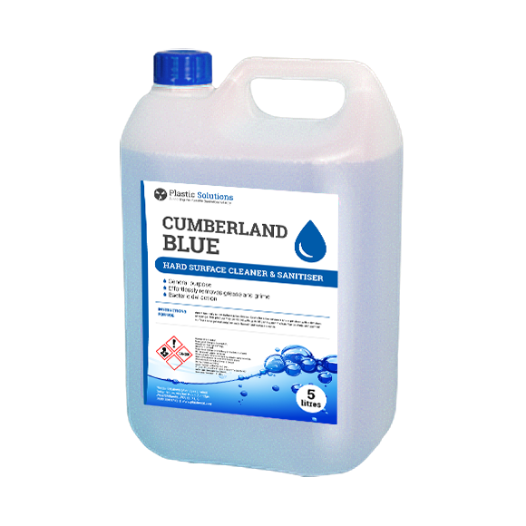 Cumberland Blue Toilet Tank Additive
