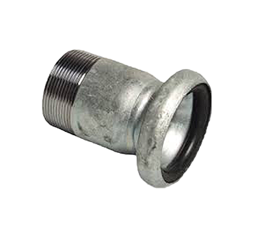 """3"""" Male BSP to Female Connector (Bauer® Type)"""