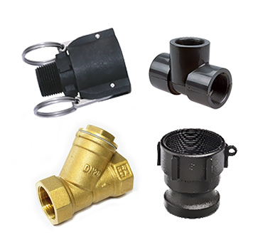 Pipe & Hose Couplings
