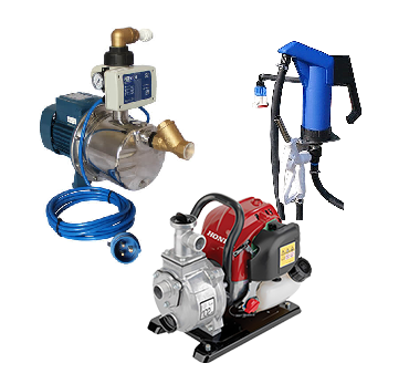 Water Pumps & Equipment